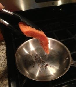 One Hangry Mama | Pan-Seared Salmon
