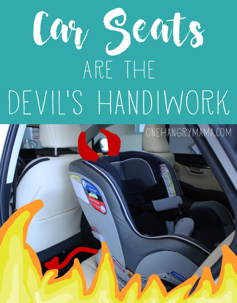 Car seats are the worst. They're suck. Here's why.