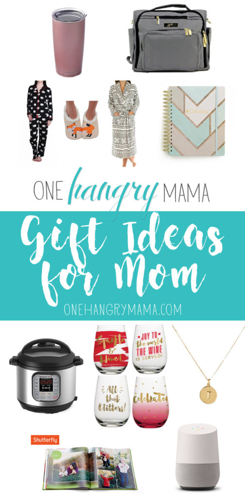 Some great gift ideas for moms in this list! Make mom feel special with a thoughtful gift.