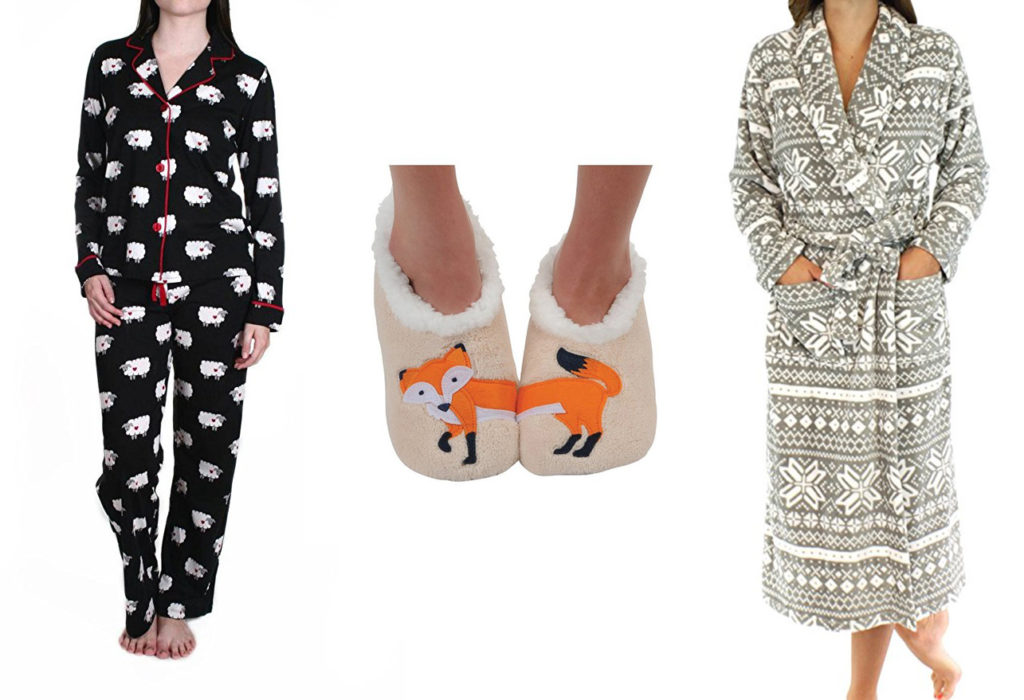 Sleepwear | One Hangry Mama's 2016 Gift Guide