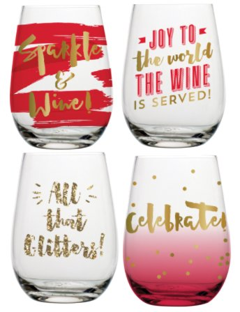 Wine Glasses | One Hangry Mama's 2016 Gift Guide