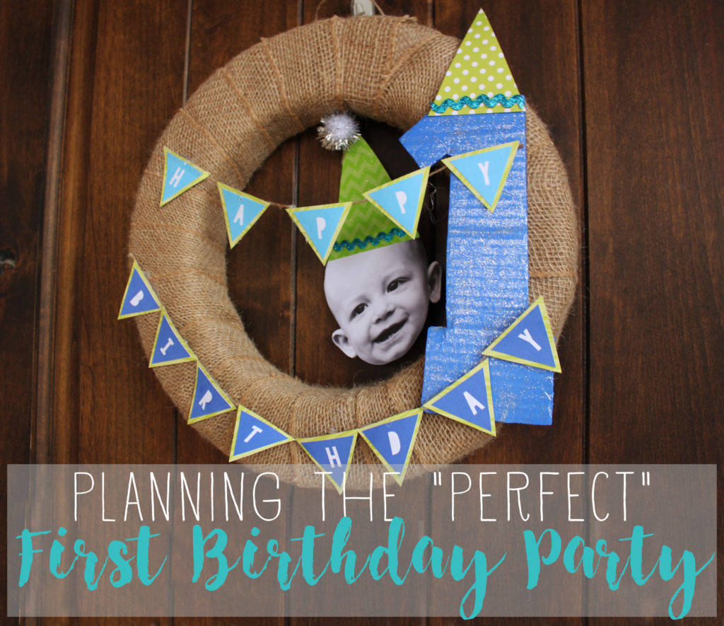 First Birthday Party | One Hangry Mama