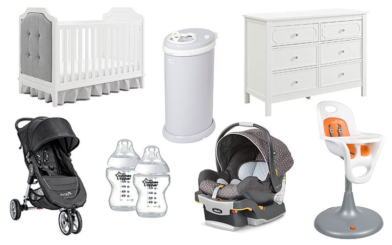 Baby Registry Must-Haves from One Hangry Mama