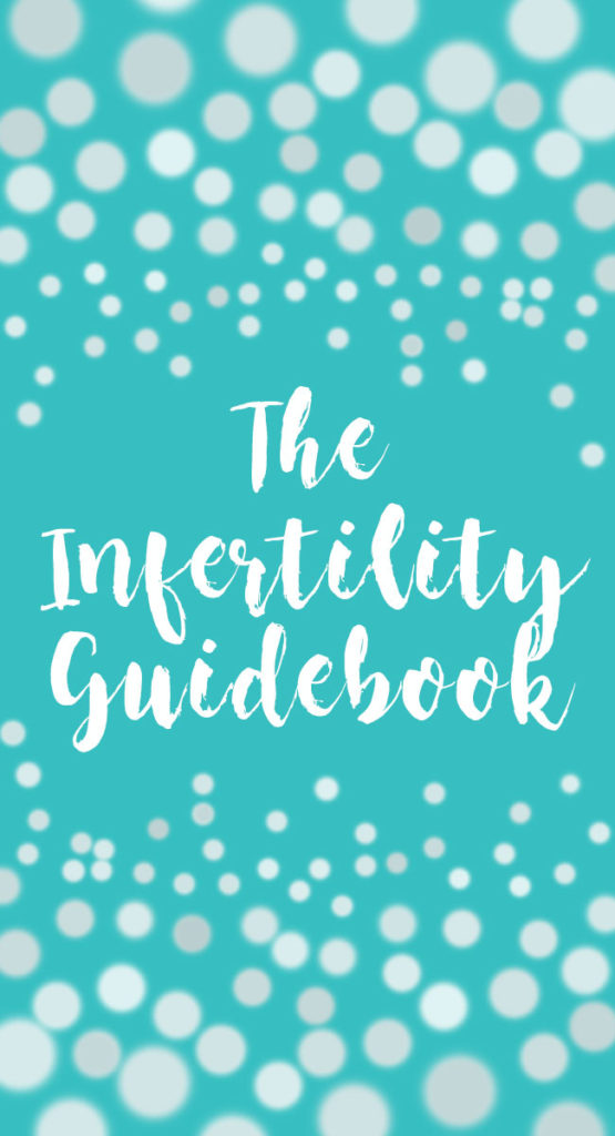 The complete guide to the infertility process: from Clomid, all the way to IUI, IVF, and FET.