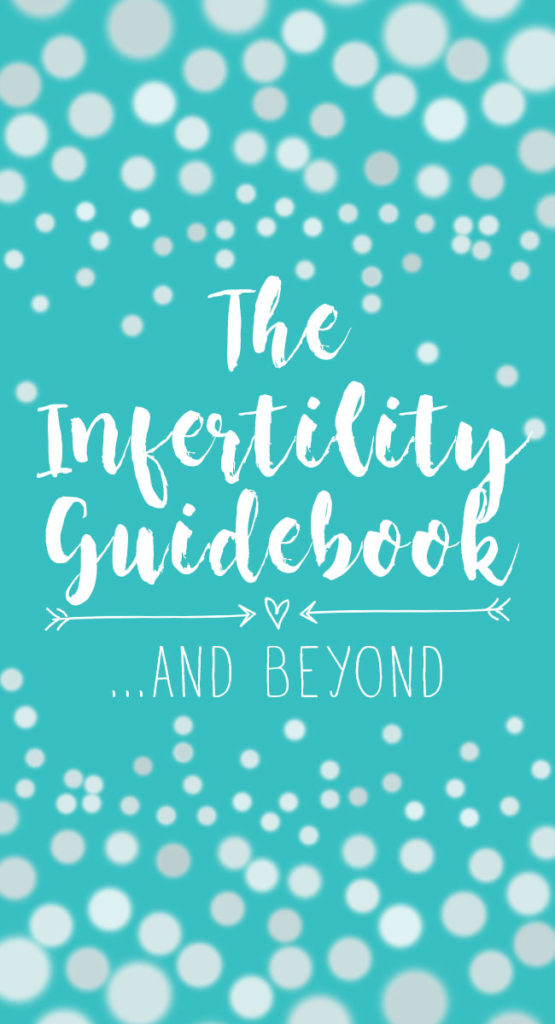 The Infertility Guidebook | One Hangry Mama