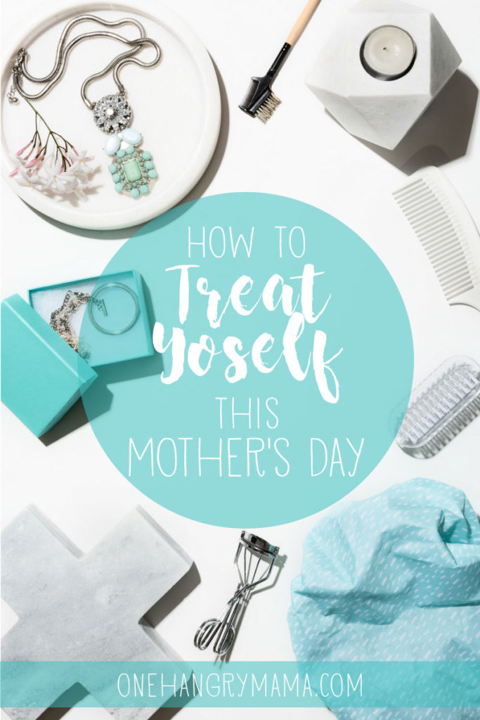 Mother's Day is our one day of the year, moms. We get to be pampered, relaxed, and spoiled.