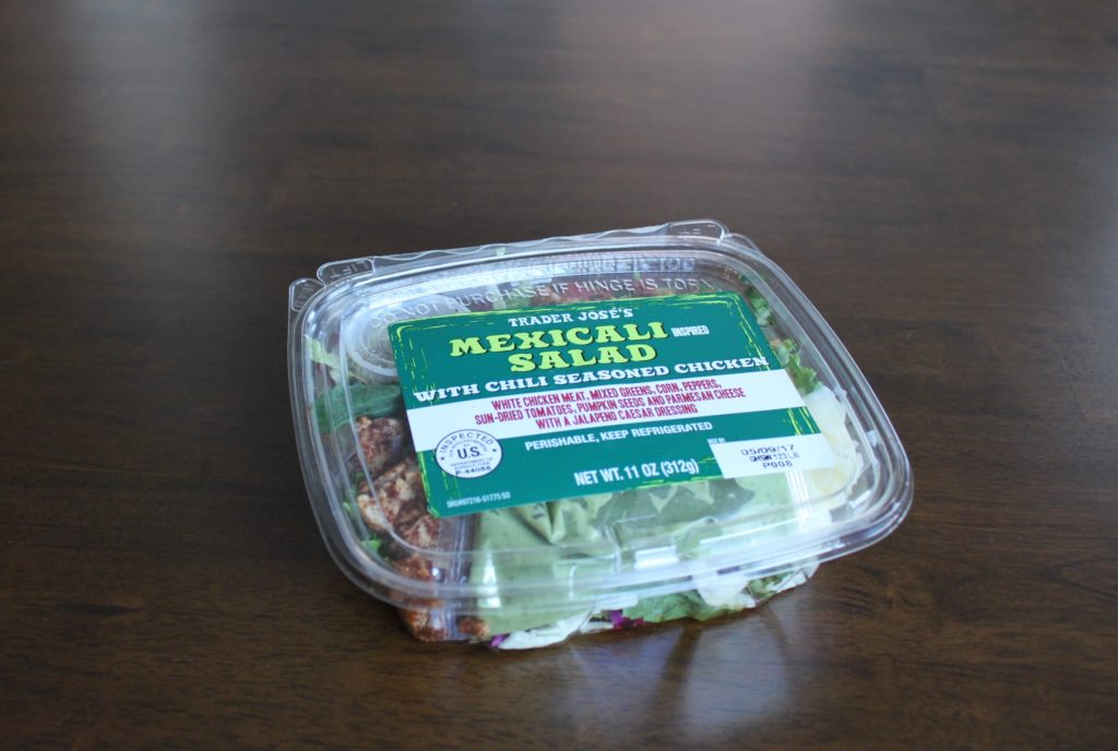 Trader Joe's Packaged Salads