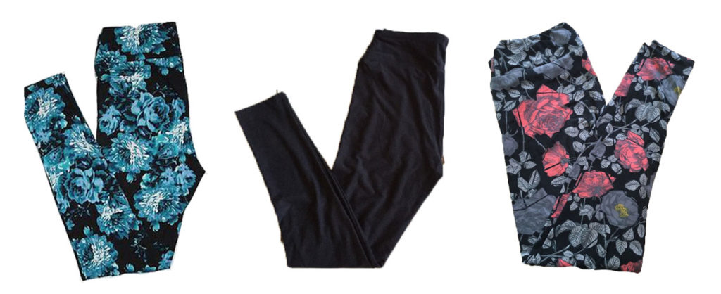 Leggings | 10 Essential Items for Mom Survival