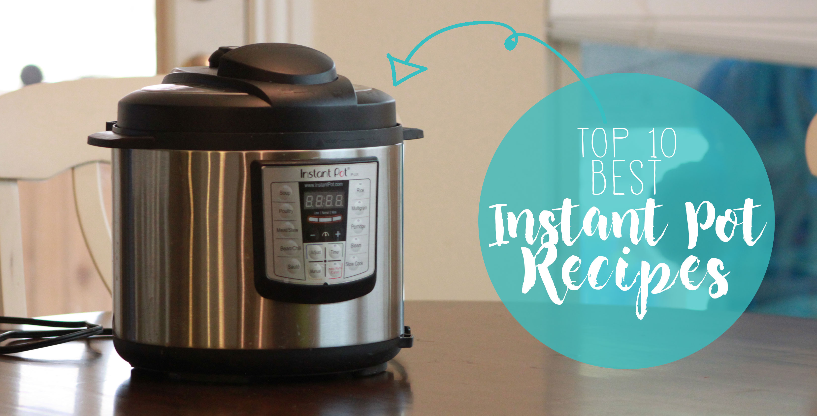 Top 10 Best Instant Pot Recipes One Hangry Mama