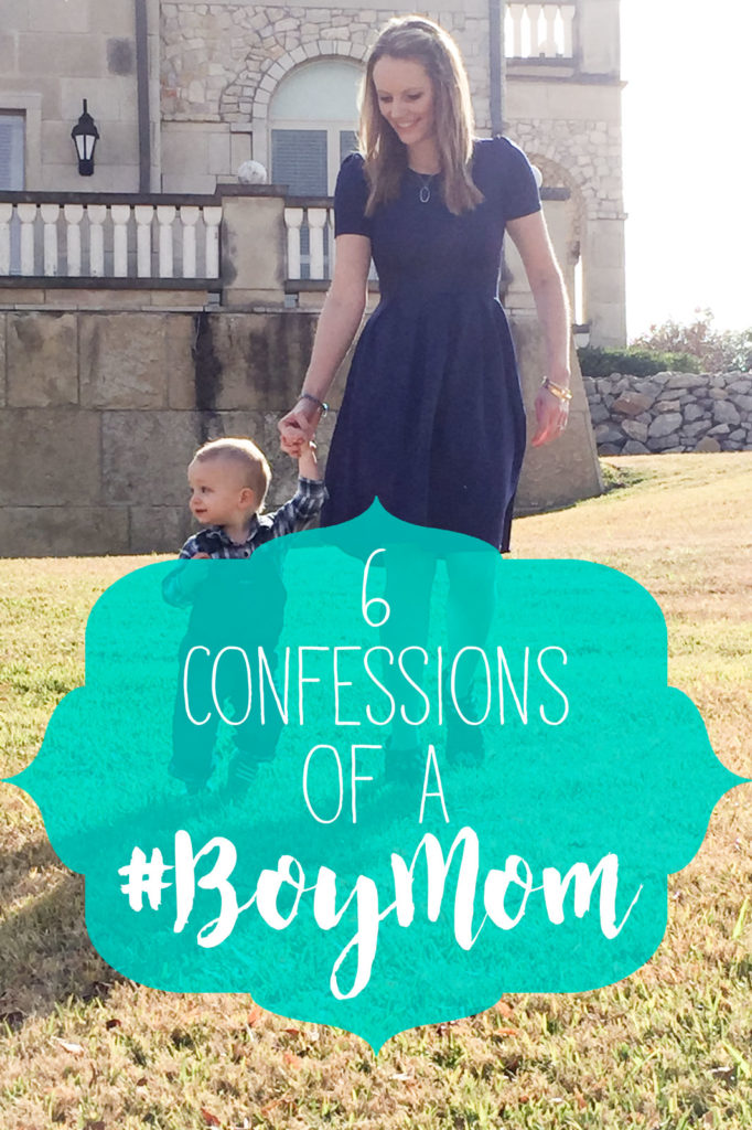 Boy moms are their own unique breed of mom. We deal with the dirty, the bloody, and messy, but also the hugs, the kisses, and the snuggles.