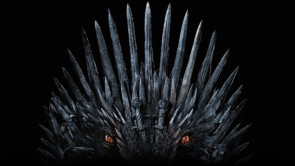 Game of Thrones promo poster Iron Throne