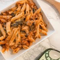 Instant Pot Italian Sausage Penne