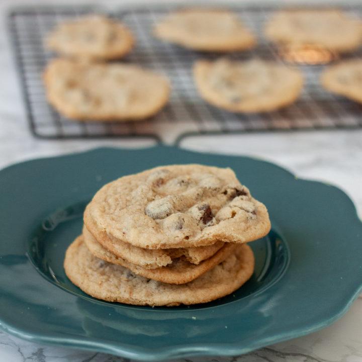 Phoebe's Grandma's Chocolate Chip Cookies