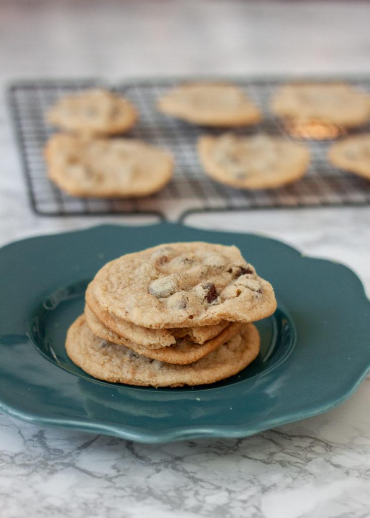 Phoebe Buffay's Grandma's Chocolate Chip Cookies