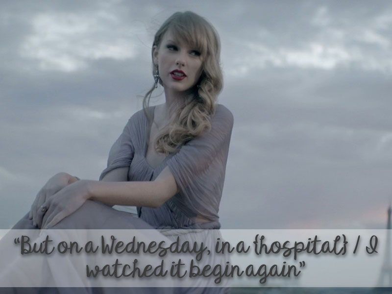 Taylor Swift Anthems for 13 Stages of Motherhood - Begin Again