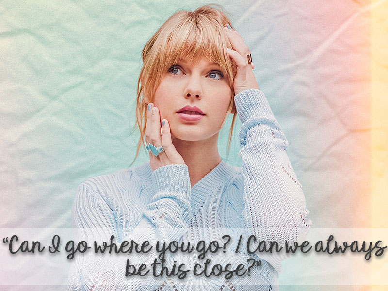 Taylor Swift Anthems for 13 Stages of Motherhood - Lover