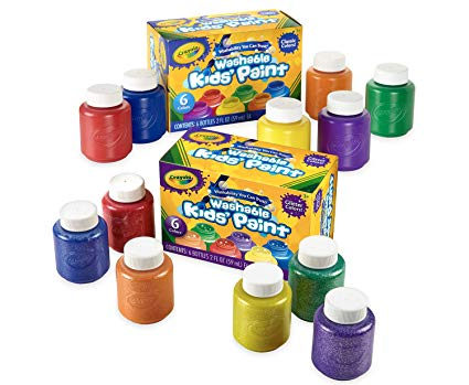 Crayola Washable Kids' Paint