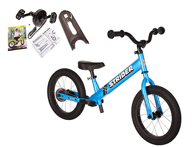 Strider 2-in-1 Balance to Pedal Bike