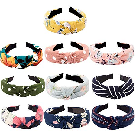 Trendy Bow-Knot Headbands