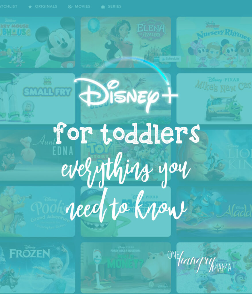 Here's EVERYTHING you need to know about setting up Disney+ for Toddlers!
