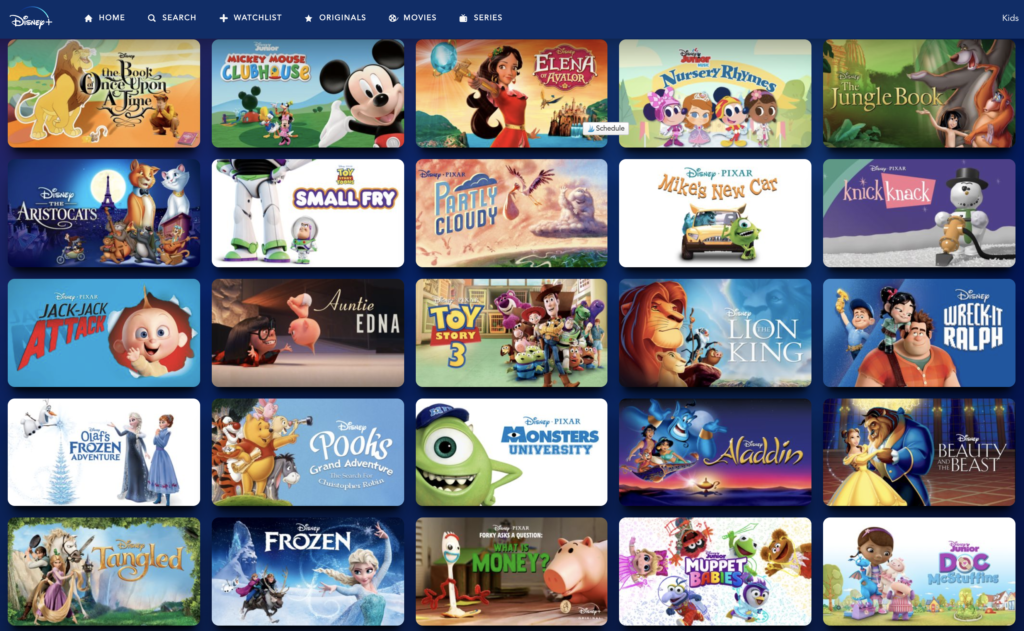 25 movies, series, and shorts on our Disney+ watchlist for toddlers