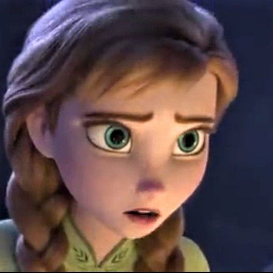Anna is a role model for toddlers with anxiety in Frozen 2.