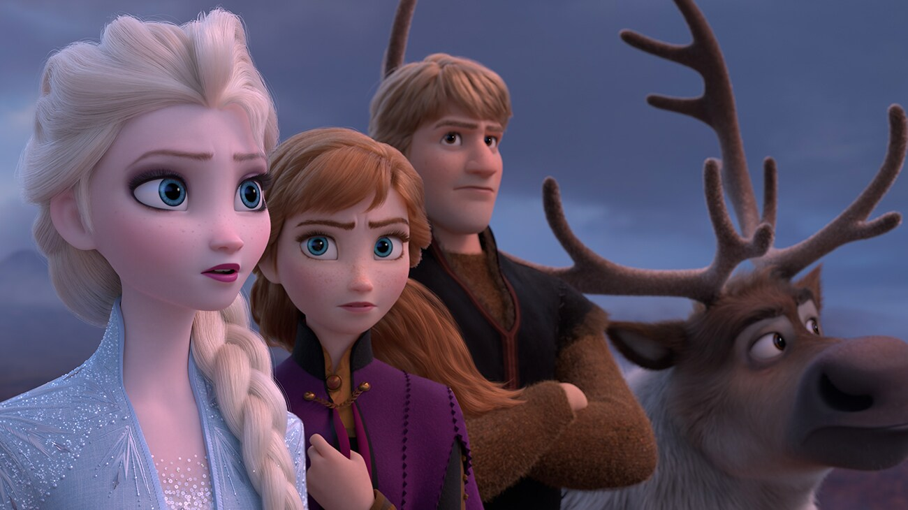 Toddlers with anxiety can learn SO much from Frozen 2 – Elsa and Anna both display awesome coping skills and healthy responses for anxious kids.