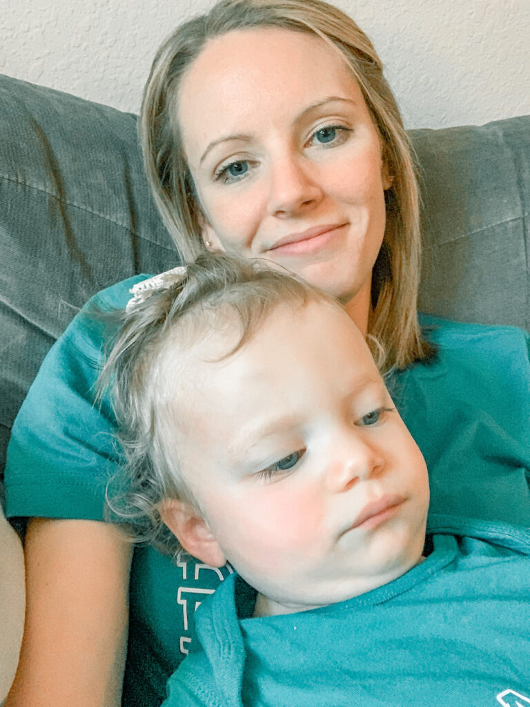 This tired mom needs this new year's resolution for moms more than anyone!