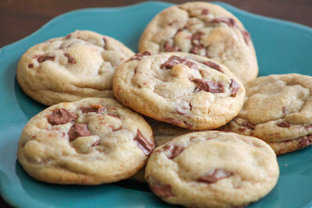 It's actually easy to turn any recipe into the perfect chocolate chip cookies with these 5 simple tips!
