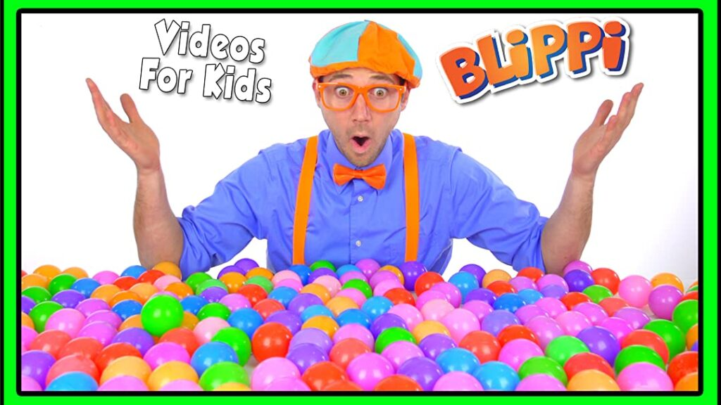 Blippi is a great educational show for toddlers and preschoolers.