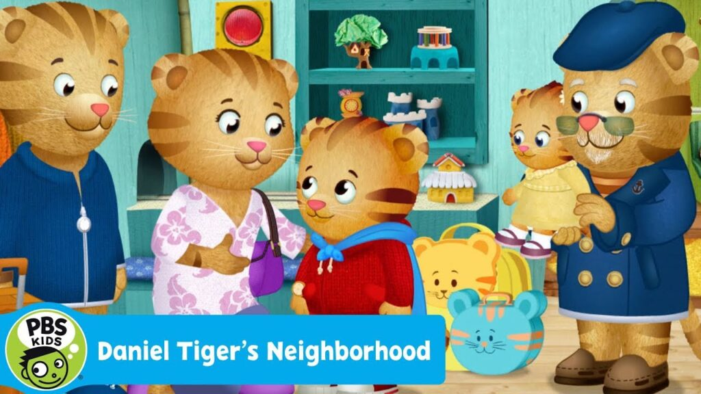 Daniel Tiger's Neighborhood is a great educational show for toddlers and preschoolers.