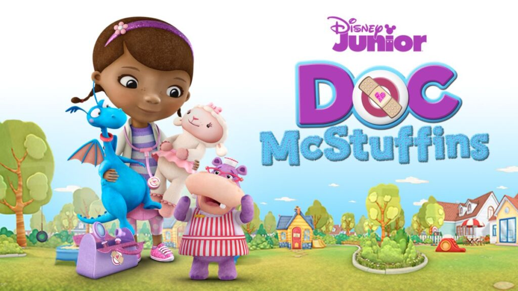Doc McStuffins is a great educational show for toddlers and preschoolers.