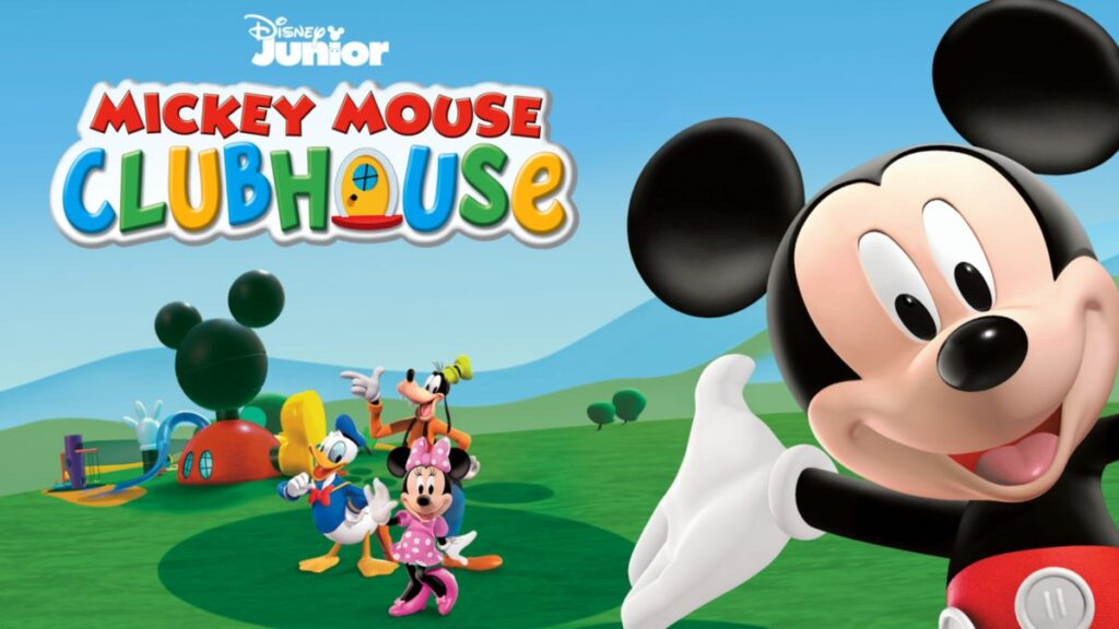 Mickey Mouse Clubhouse is a great educational show for toddlers and preschoolers.