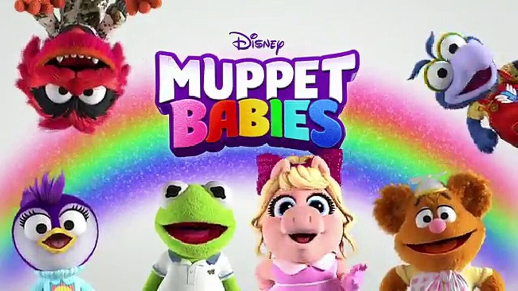Muppet Babies is a great educational show for toddlers and preschoolers.