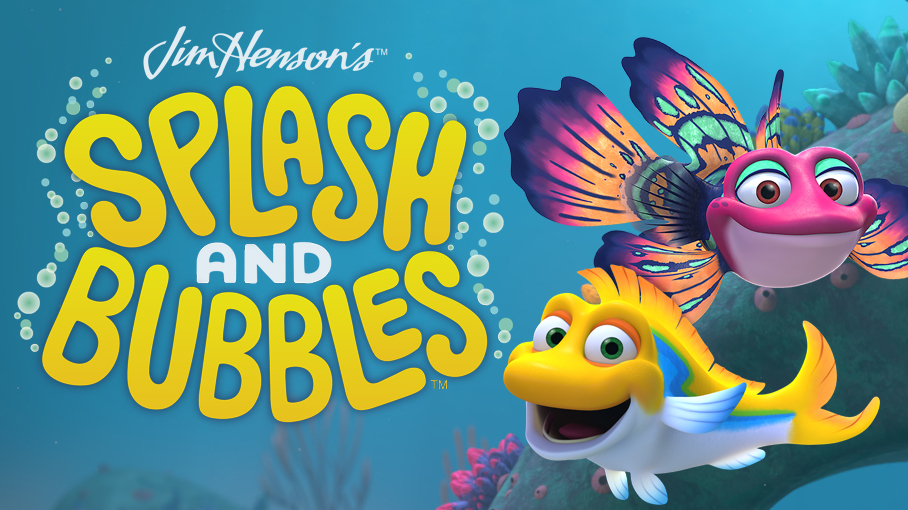 Splash and Bubbles is a great educational show for toddlers and preschoolers.