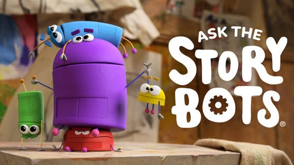 Story Bots is a great educational show for toddlers and preschoolers.